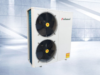 27KW heating capacity air to water heat pump
