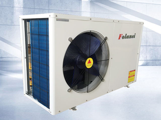 11KW Monoblock Low Temperature EVI Air To Water Heat Pump
